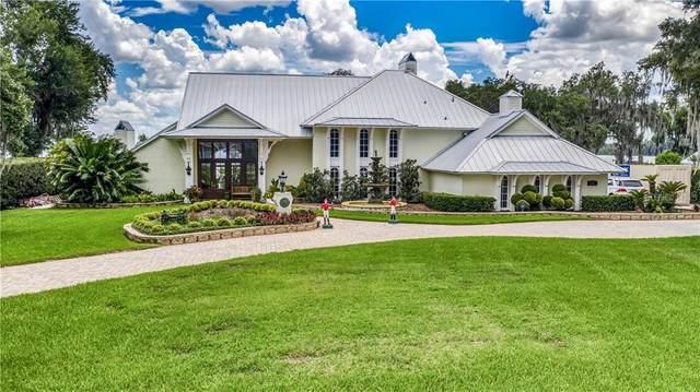 1363 W Lakeshore Drive, Clermont, FL 34711 (MLS #G5030675) :: Team Bohannon Keller Williams, Tampa Properties