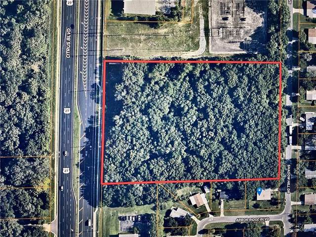 Us Hwy 27/441 & Shadow Hill Drive, Fruitland Park, FL 34731 (MLS #G5030685) :: Delgado Home Team at Keller Williams