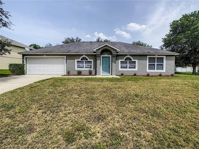 1612 Myrtle Lake Avenue, Fruitland Park, FL 34731 (MLS #G5030706) :: Griffin Group