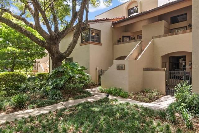 1112 Salerno Court #1112, Orlando, FL 32806 (MLS #G5030755) :: Dalton Wade Real Estate Group