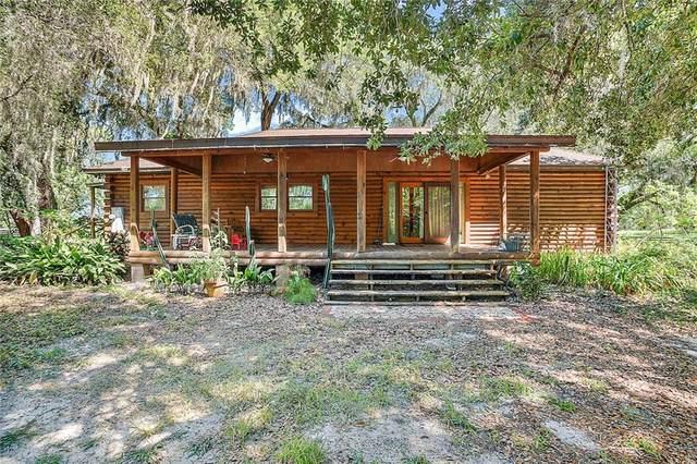 11980 NE 37TH Drive, Oxford, FL 34484 (MLS #G5030802) :: Gate Arty & the Group - Keller Williams Realty Smart