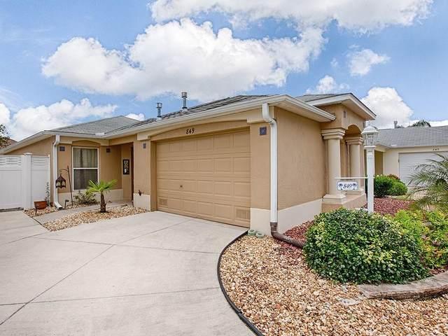849 Chappells Drive, The Villages, FL 32162 (MLS #G5030805) :: Zarghami Group