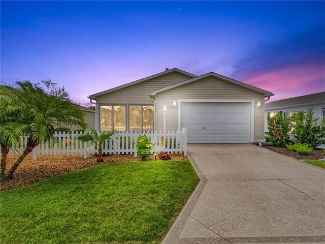 2338 Pine Ridge Street, The Villages, FL 32162 (MLS #G5030810) :: Dalton Wade Real Estate Group