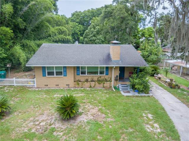 722 N Grandview Street, Mount Dora, FL 32757 (MLS #G5030819) :: Cartwright Realty