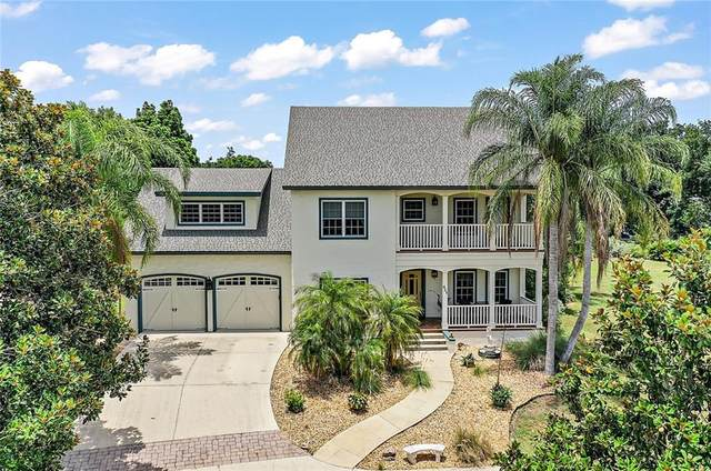 421 Magnolia Ending, Mount Dora, FL 32757 (MLS #G5030827) :: Cartwright Realty
