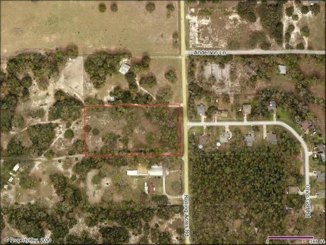 Rolling Acres Road, Lady Lake, FL 32159 (MLS #G5030870) :: Dalton Wade Real Estate Group