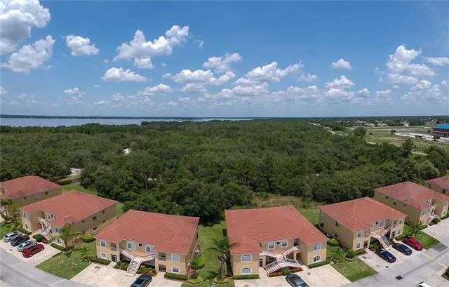 19201 Indian Creek Drive 19-B, Poinciana, FL 34759 (MLS #G5030892) :: Lockhart & Walseth Team, Realtors