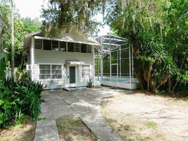 712 Summit Street, Eustis, FL 32726 (MLS #G5030929) :: Team Bohannon Keller Williams, Tampa Properties