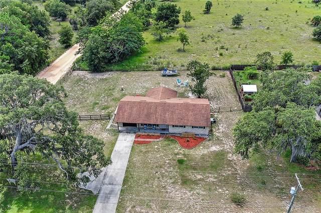 4918 Eagles Nest Road, Fruitland Park, FL 34731 (MLS #G5030950) :: Carmena and Associates Realty Group