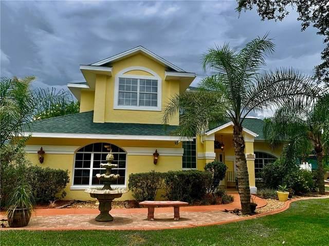11244 Fountain Lake Boulevard, Leesburg, FL 34788 (MLS #G5030951) :: Team Bohannon Keller Williams, Tampa Properties