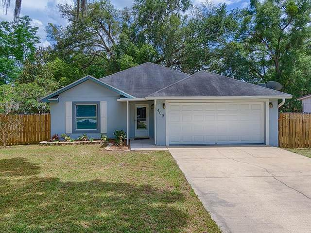 409 W Central Avenue, Bushnell, FL 33513 (MLS #G5030952) :: Bustamante Real Estate