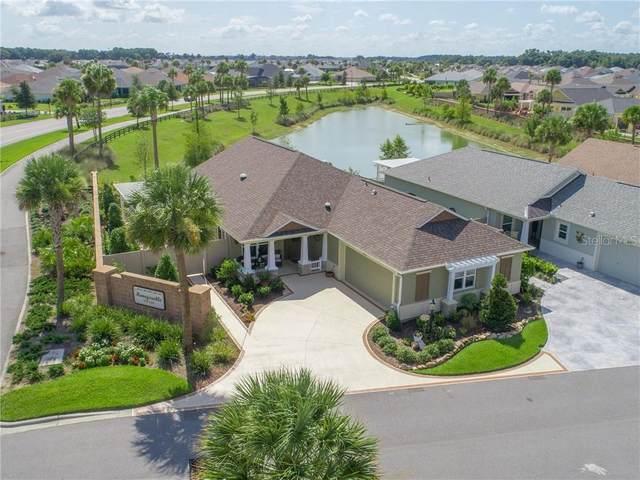 5735 Honeysuckle Avenue, The Villages, FL 32163 (MLS #G5030955) :: Frankenstein Home Team
