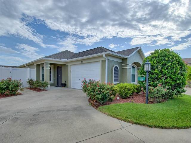551 Netherwood Place, The Villages, FL 32163 (MLS #G5030959) :: Realty Executives in The Villages