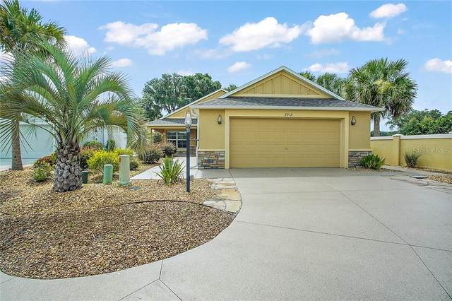 3918 E Torch Lake Drive, The Villages, FL 32163 (MLS #G5031005) :: Realty Executives in The Villages