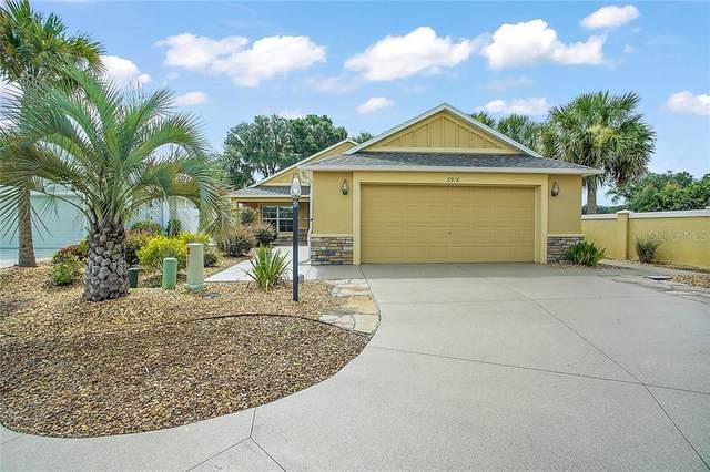 3918 E Torch Lake Drive, The Villages, FL 32163 (MLS #G5031005) :: Premium Properties Real Estate Services