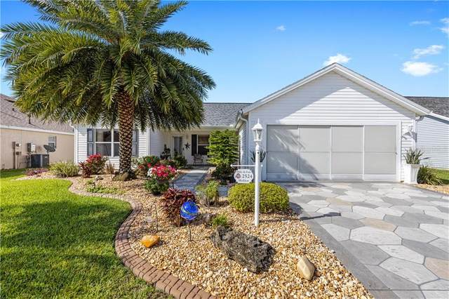 2524 Caribe Drive, The Villages, FL 32162 (MLS #G5031039) :: Realty Executives in The Villages