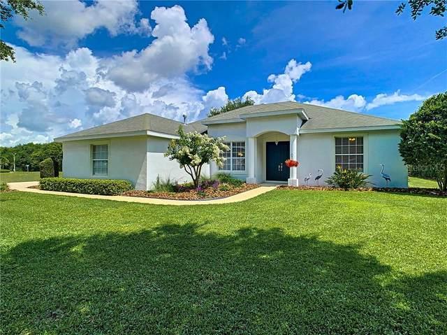 3515 Hunters Trail Circle, Eustis, FL 32726 (MLS #G5031046) :: Your Florida House Team