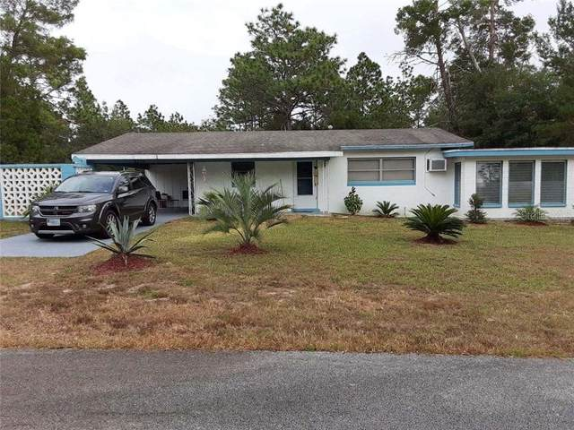 1657 SW Fig Tree Lane, Dunnellon, FL 34431 (MLS #G5031047) :: Griffin Group