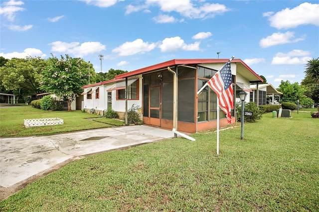 2063 Montclair Road #63, Leesburg, FL 34748 (MLS #G5031058) :: Delgado Home Team at Keller Williams