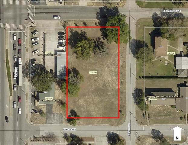 S Eustis Street, Eustis, FL 32726 (MLS #G5031106) :: Pepine Realty