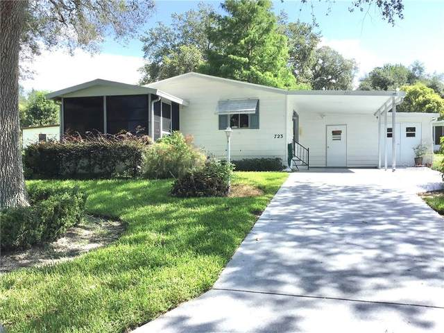 723 Camelia Court, The Villages, FL 32159 (MLS #G5031107) :: Realty Executives in The Villages
