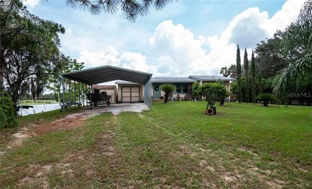 16305 Lake Sherman Drive, Clermont, FL 34711 (MLS #G5031114) :: Pepine Realty