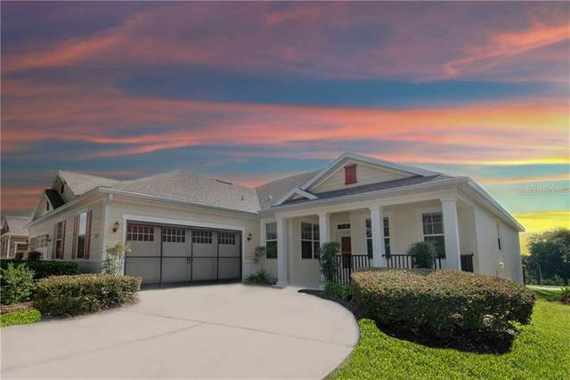 22027 Belgian Court, Mount Dora, FL 32757 (MLS #G5031146) :: Keller Williams on the Water/Sarasota