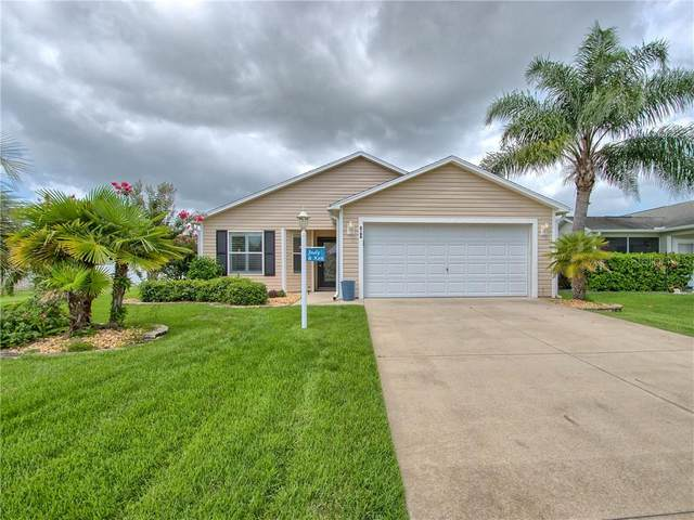 2166 Baldwin Run, The Villages, FL 32162 (MLS #G5031155) :: Realty Executives in The Villages