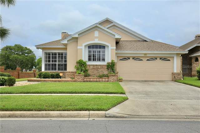 471 Arrowmount Place, Lake Mary, FL 32746 (MLS #G5031172) :: Team Bohannon Keller Williams, Tampa Properties