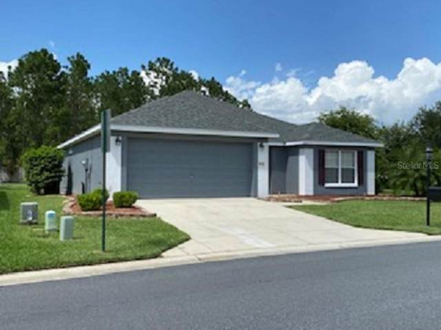 9163 SE 118TH Lane, Summerfield, FL 34491 (MLS #G5031205) :: Delgado Home Team at Keller Williams