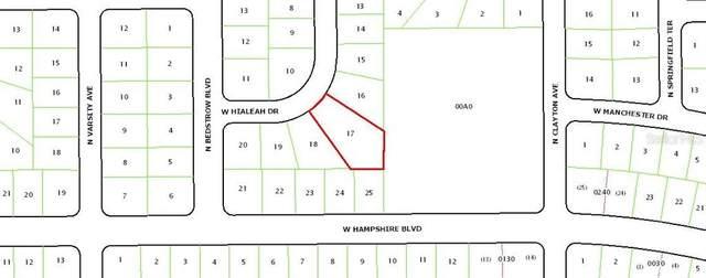 1886 W Hialeah Drive, Citrus Springs, FL 34434 (MLS #G5031218) :: Zarghami Group