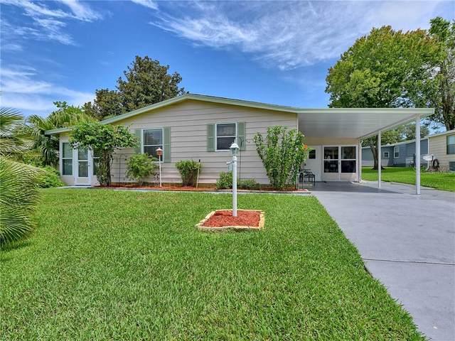 1853 W Schwartz Boulevard #8, Lady Lake, FL 32159 (MLS #G5031229) :: Dalton Wade Real Estate Group