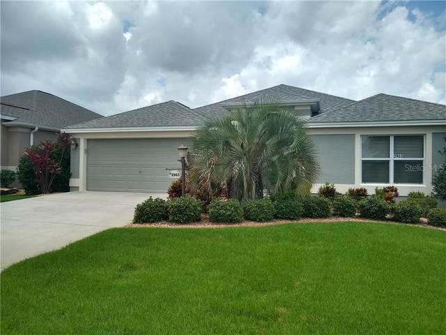 2963 Silk Tree Terrace, The Villages, FL 32163 (MLS #G5031231) :: Visionary Properties Inc