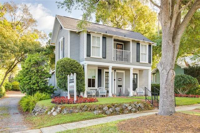 221 E 4TH Avenue, Mount Dora, FL 32757 (MLS #G5031247) :: Heckler Realty