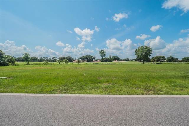 Section H Lot 16 Island Club Drive, Tavares, FL 32778 (MLS #G5031413) :: Rabell Realty Group