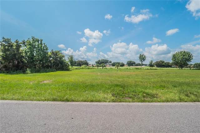 Section H Lot 15 Island Club Drive, Tavares, FL 32778 (MLS #G5031427) :: Heckler Realty