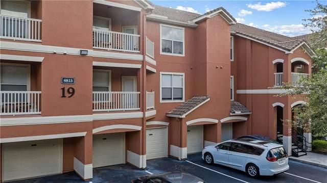 8813 Villa View Circle #205, Orlando, FL 32821 (MLS #G5031623) :: The Light Team