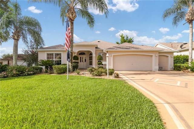 16905 SE 93RD CUTHBERT Circle, The Villages, FL 32162 (MLS #G5031728) :: Realty Executives in The Villages
