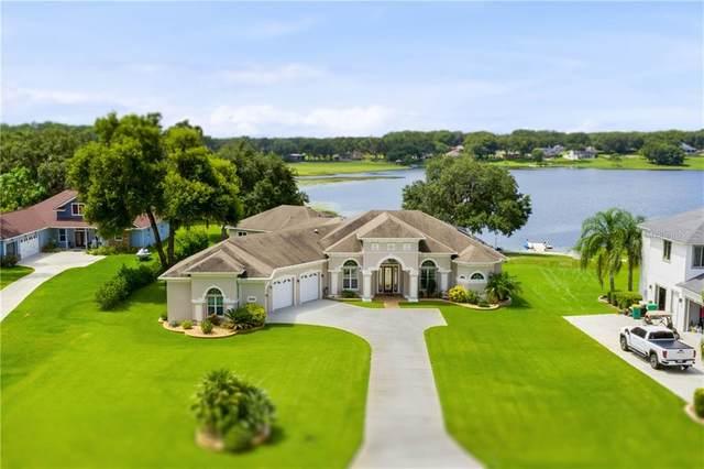 1109 Myrtle Breezes Court, Fruitland Park, FL 34731 (MLS #G5031876) :: Cartwright Realty