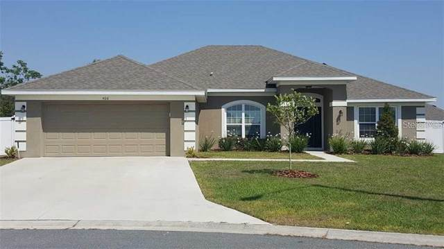 603 Bidwell Street, Fruitland Park, FL 34731 (MLS #G5031941) :: Team Bohannon Keller Williams, Tampa Properties