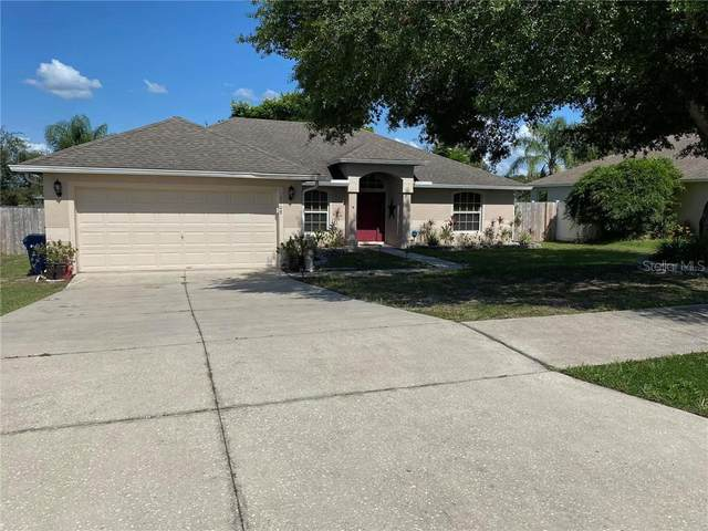 1108 Peregrine Street, Groveland, FL 34736 (MLS #G5031994) :: Cartwright Realty