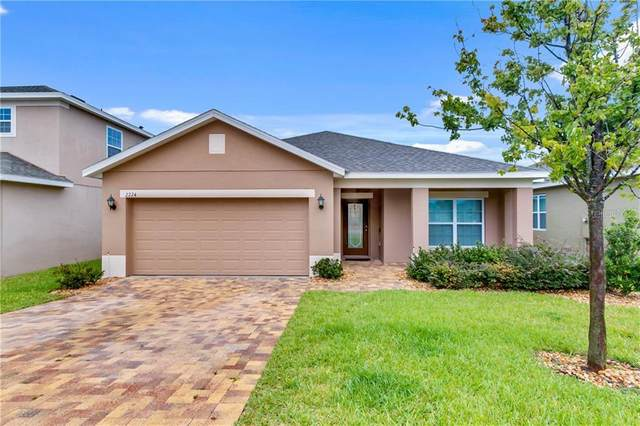 2224 Napone Lane, Minneola, FL 34715 (MLS #G5032026) :: Cartwright Realty