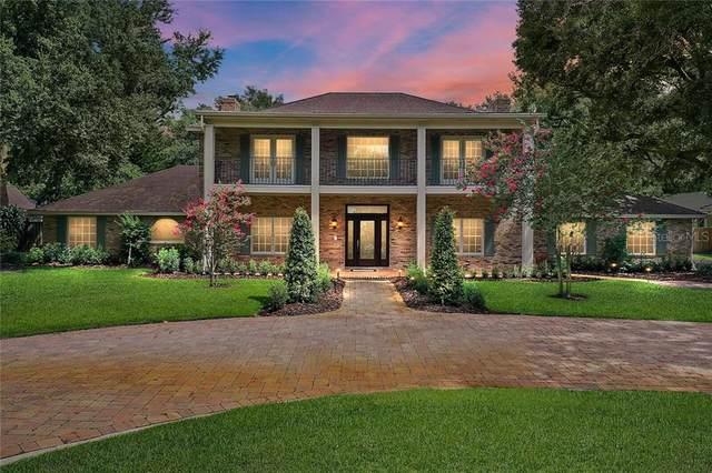 10530 Down Lakeview Circle, Windermere, FL 34786 (MLS #G5032100) :: Charles Rutenberg Realty