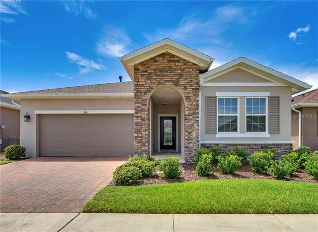 904 Tidal Pond Drive, Groveland, FL 34736 (MLS #G5032240) :: New Home Partners