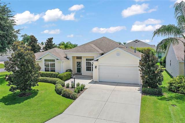 842 Lucky Lane, The Villages, FL 32162 (MLS #G5032303) :: Realty Executives in The Villages