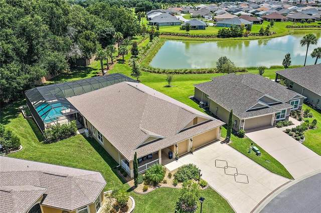 5611 Cedar Waxwing Drive, The Villages, FL 32163 (MLS #G5032326) :: Realty Executives in The Villages