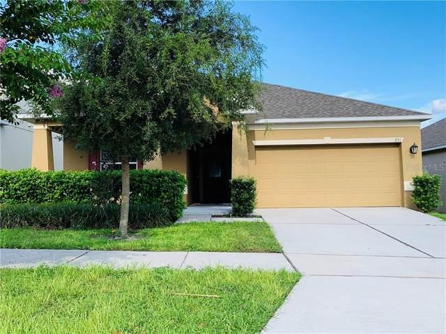 271 Cabrillo Drive, Groveland, FL 34736 (MLS #G5032340) :: GO Realty
