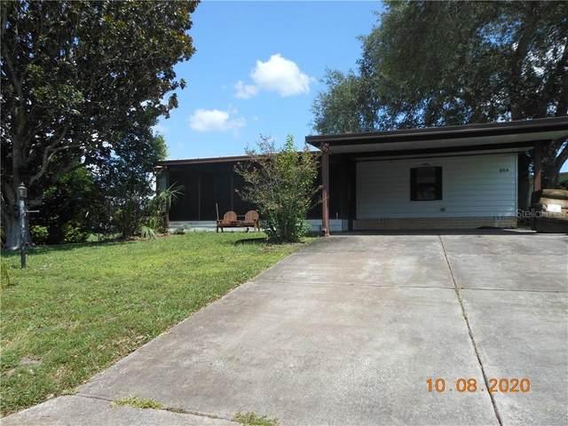 804 Roseapple Avenue, Lady Lake, FL 32159 (MLS #G5032341) :: Cartwright Realty