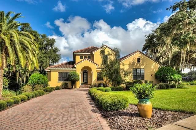 417 W Blue Water Edge Drive, Eustis, FL 32736 (MLS #G5032358) :: Cartwright Realty