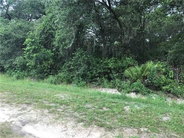 Bear Road, Altoona, FL 32702 (MLS #G5032365) :: Delgado Home Team at Keller Williams